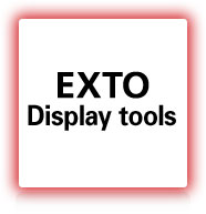 EXTO Display tools