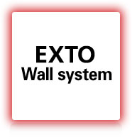 EXTO wall system